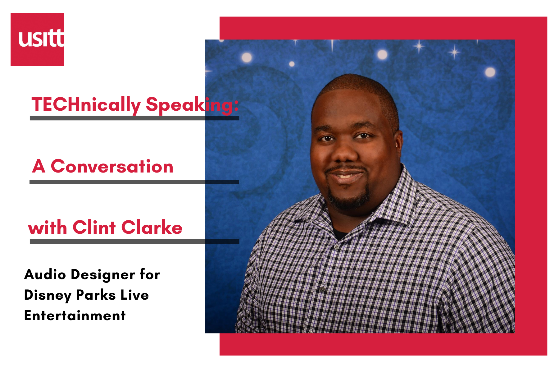 Clint Clarke Podcast Graphic